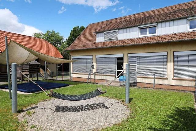 Der Kindergarten St. Elisabeth in Wittelbach wird ausgebaut