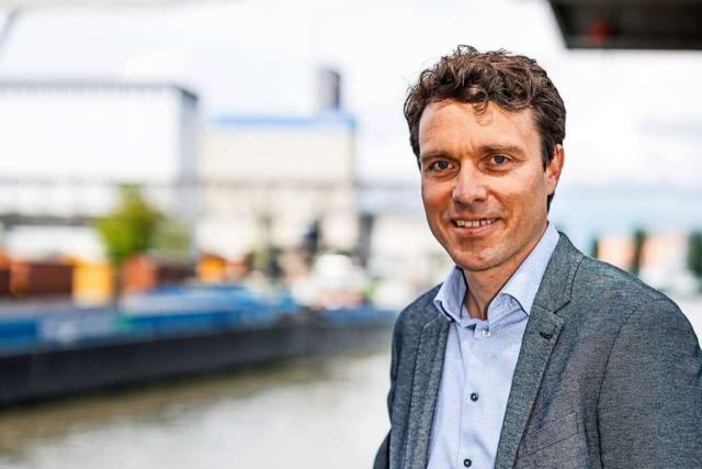 Basler Hafendirektor: