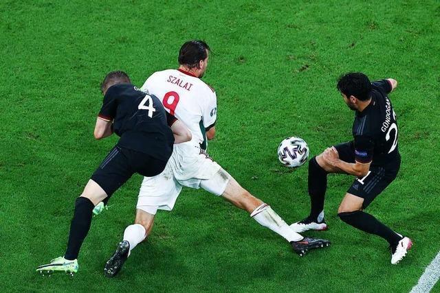 Wie geht's nach der Vorrunde der Fußball-EM weiter?