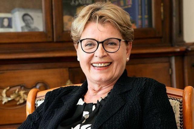 Die Leiterin des Wohnstifts Freiburg verabschiedet sich mit gemischten Gefühlen