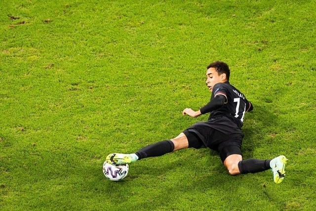 Die DFB-Elf zeigt gegen Ungarn einen enttäuschenden Auftritt