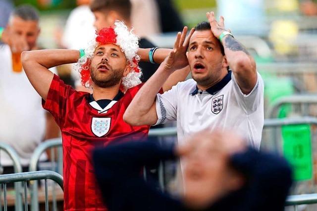 England bangt, England hofft