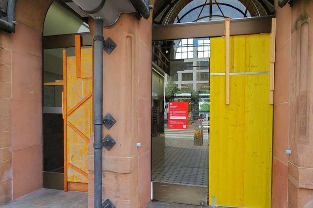 Lörracher Hauptbahnhof befindet sich kurz vor seiner Sanierung in schlechtem Zustand