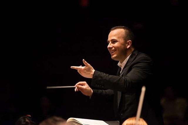 Dirigent Yannick Nézet-Séguin mit Beethoven in Baden-Baden