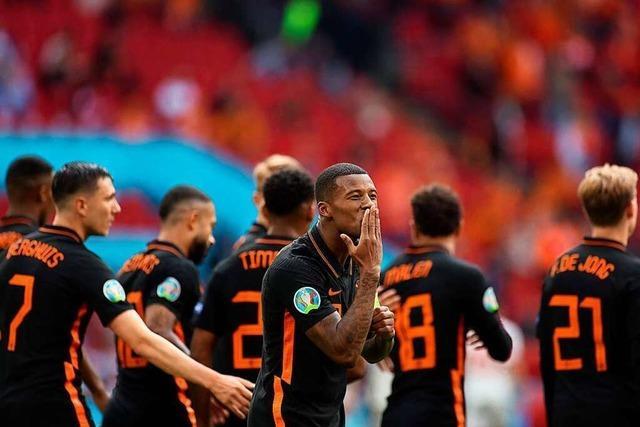 Die Niederländer gehen als klarer Favorit ins Spiel gegen Tschechien