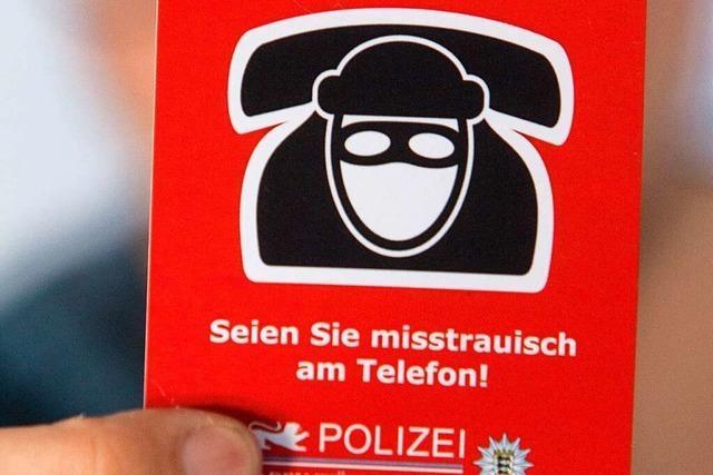Wie schütze ich mich vor Betrugsmaschen am Telefon?
