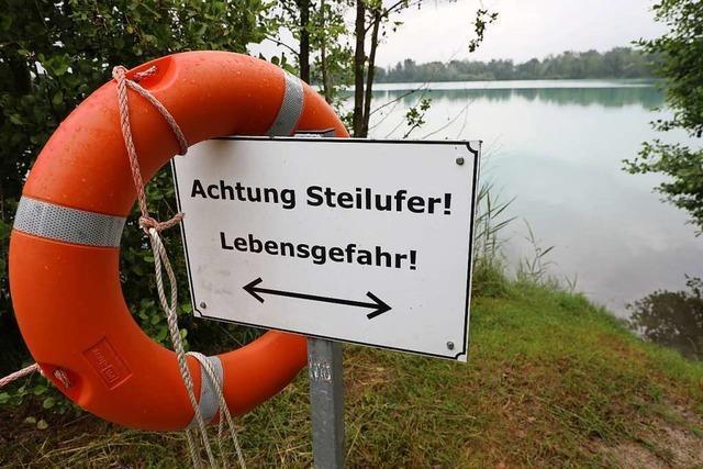 Gemeinden im Ried setzen an Seen wieder Sicherheitsdienste ein