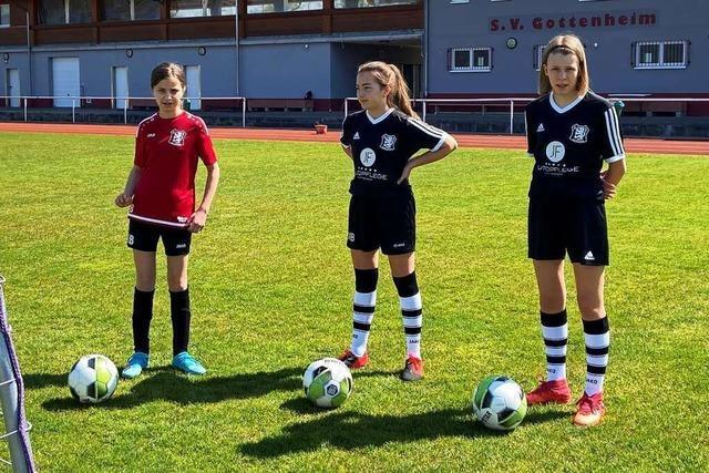 Gottenheim plant einen Mädchenfußballtag