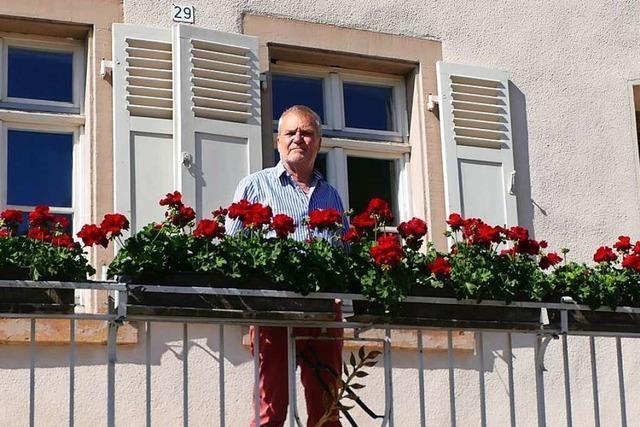 Harald Lais blickt nach 24 Jahren als Bürgermeister von Utzenfeld zurück