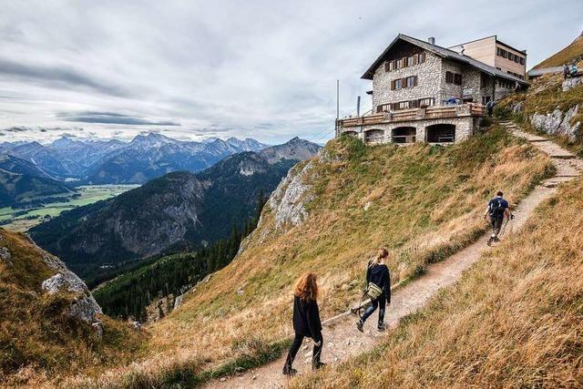 Urlaub in den Alpen: Was Touristen jetzt beachten müssen
