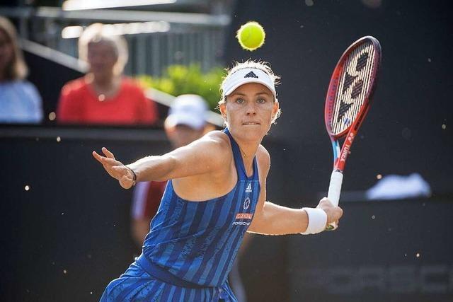 Mehr Zuversicht für Wimbledon: Kerber feiert ersten Titel seit drei Jahren