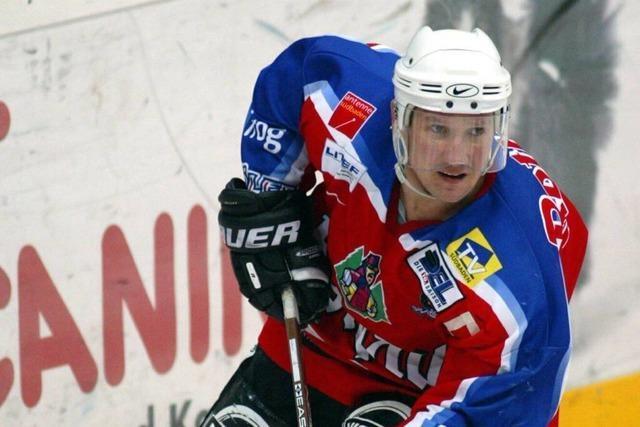 Freiburgs Eishockey-Idol Khaidarow wird Proficoach in Russland