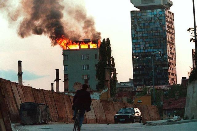 Der Tag, als Jugoslawiens Vielvölkerstaat zerbrach