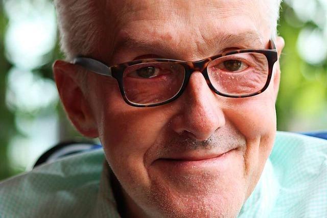 Norbert Gaiser war der erste Lahrer, der gegen Covid-19 geimpft wurde