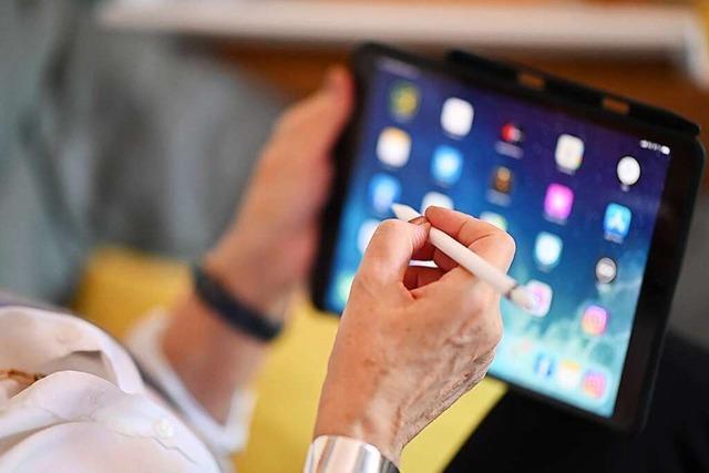 Der Frust mit dem Smartphone - Forschungsprojekt will Senioren helfen