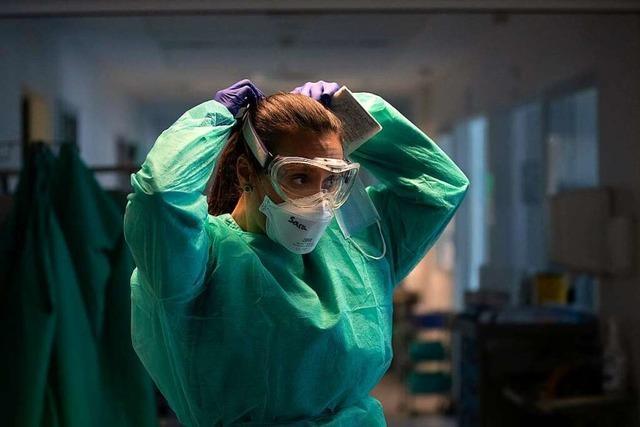 Stellvertretend für das Gesundheitspersonal in aller Welt: Spanische Ärztin ausgezeichnet