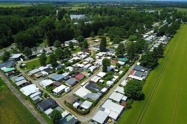 Allmähliches Ende für illegale Dauercamper am Silbersee