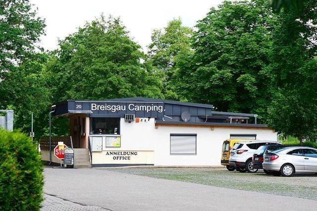 Einen Hauch von Trailerpark gibt's bei Freiburg-Hochdorf