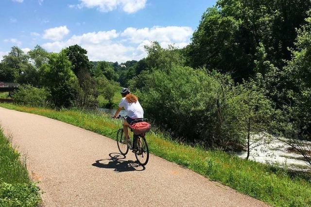 Diese Radtouren an Rhein und Donau lohnen sich