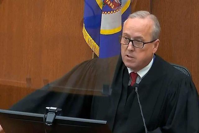 Das Strafmaß im Fall George Floyd tut der Gerechtigkeit Genüge