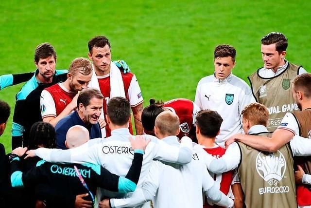 Österreichs Spiel fürs Geschichtsbuch – Aus gegen Italien erst nach Verlängerung