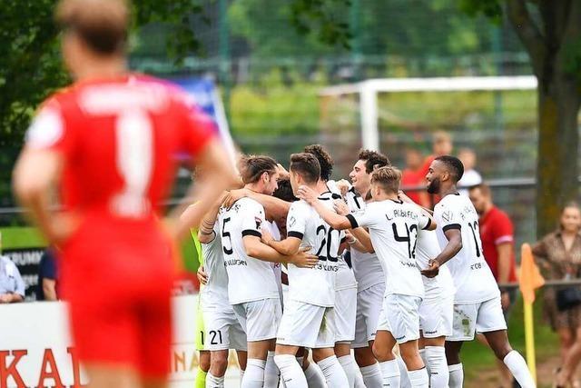 FC 08 Villingen holt zum zehnten Mal den Verbandspokal