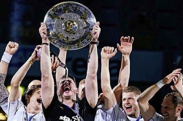 Kiel ist zum 22. Mal deutscher Meister