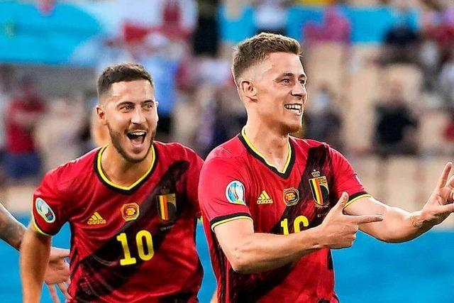 Der Europameister ist raus – Portugal verliert 0:1 gegen Belgien