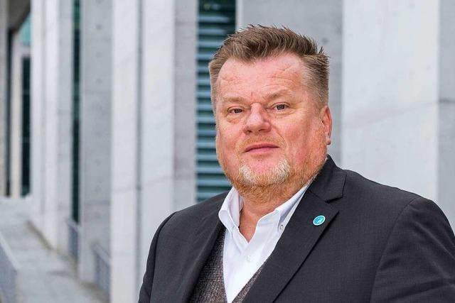 Tierschützer Thomas Schröder: