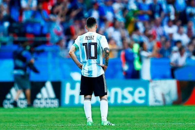 Lionel Messi: Der Stehgeiger von Kasan