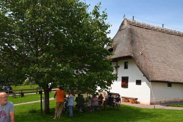 Ein Fest für 40 Jahre Klausenhof