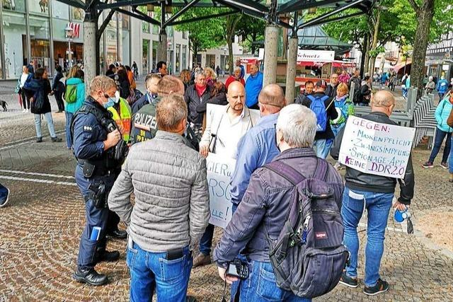 Staatsanwaltschaft erhebt Anklage gegen Stefan Räpple