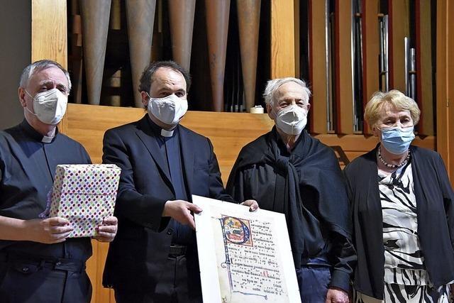 Fester Bestandteil der Kirchenmusik