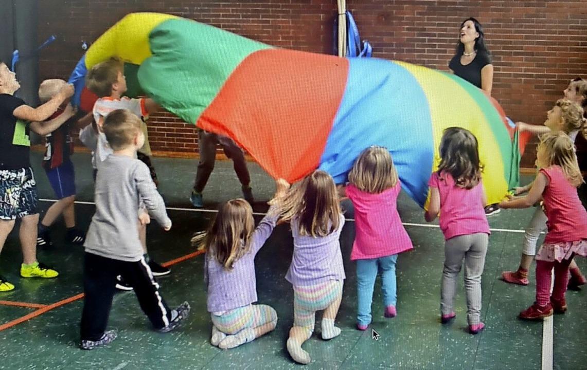Gerade für Kinder ist Sport wichtig, s... finden, das derzeit nicht stattfinde,  | Foto: Gerhard Kappenberger