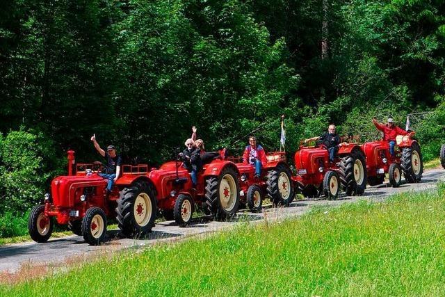 Porsche-Traktoren – Arbeitstiere mit 50 PS