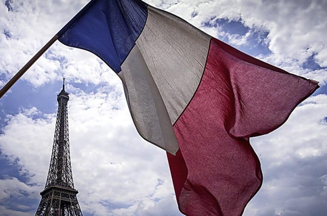 Niedrig war die Wahlbeteiligung in Frankreich.  | Foto: Peter Kneffel