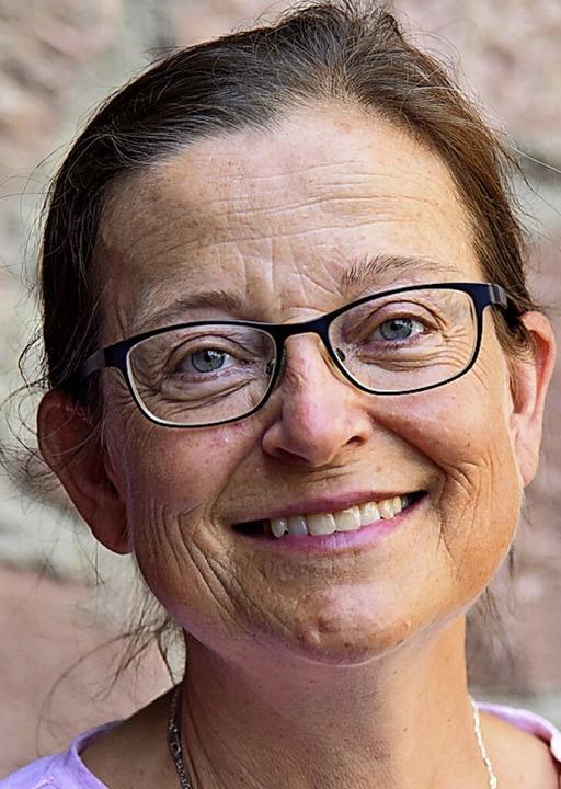 Jutta Lehmann-Kaiser    Foto: Markus Zimmermann
