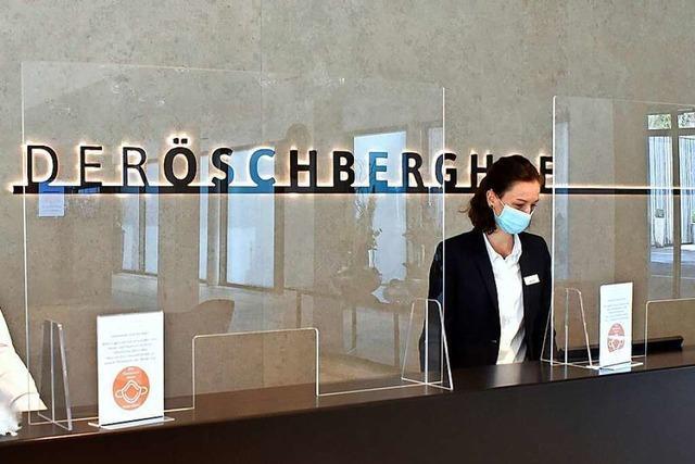 Im Öschberghof lernen 79 junge Menschen – trotz der Pandemie