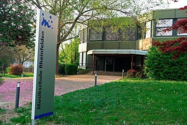Hartes Ringen um Zuschusskürzung der Musikschule Rheinfelden