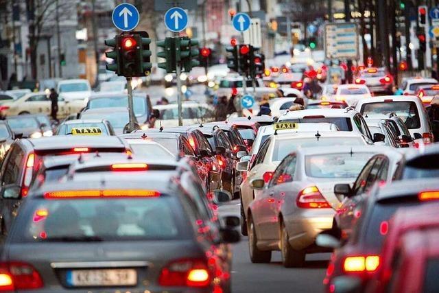 Weniger Autos in Lörrach als gemeinsamer Nenner