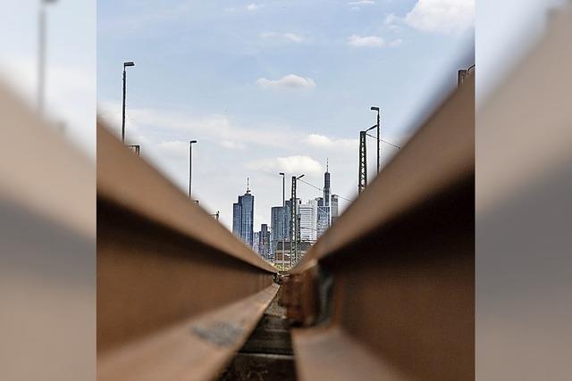 Bahn will in Frankfurt Tiefbahnhof bauen