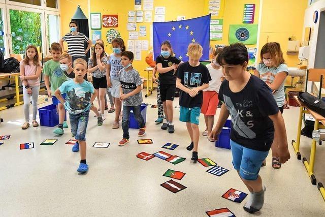 Wie die Fußball-EM mit dem SC Freiburg zum Unterrichtsthema in der Grundschule wird