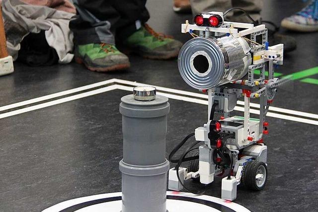 Beim RoboRave spielt Teamplay eine wichtige Rolle