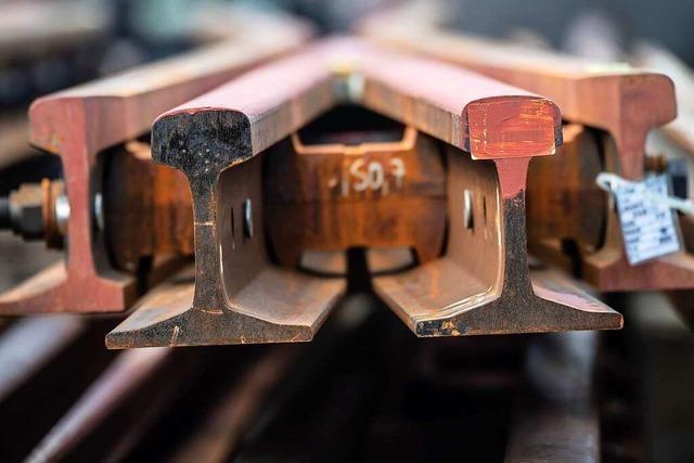 Rheintalbahn: Bauarbeiten führen zu Änderungen im Fahrplan