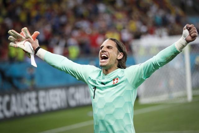 Schweiz bejubelt historischen EM-Sieg gegen Frankreich