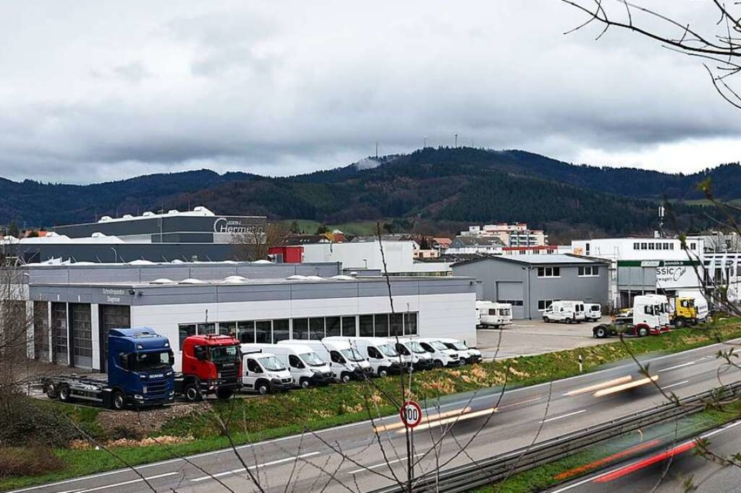 Den Betrieben in Gundelfingen geht es nach Angaben des Vereins AHA recht gut.  | Foto: Sebastian Krüger