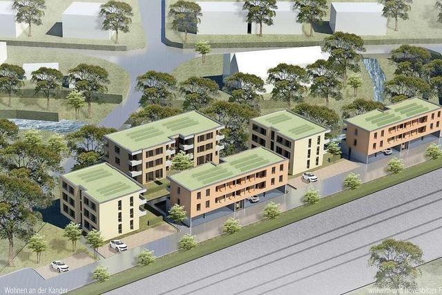 Eimeldingen hat einen Investor fürs neue Wohngebiet