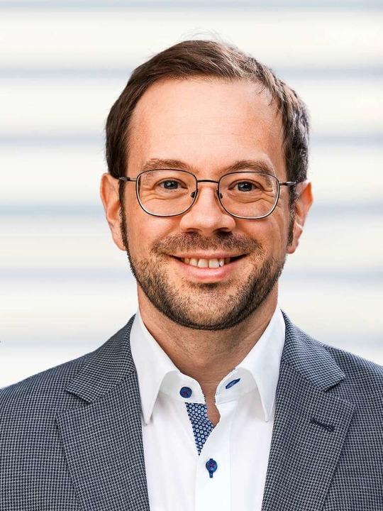 Pressesprecher Nicolas Scherger  | Foto: Privat