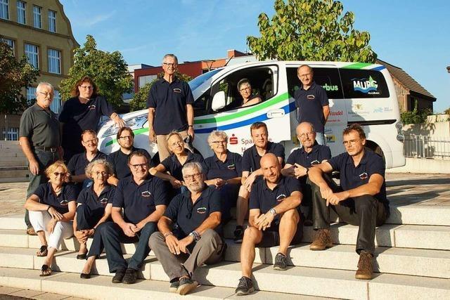 Bürgerbus fährt wieder kostenlos von Murg in die Ortsteile