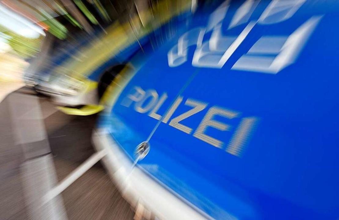 Die Polizei sucht einen Unbekannten, d...Dreisamufer belästigt hat. Symbolbild.  | Foto: Michael Bamberger